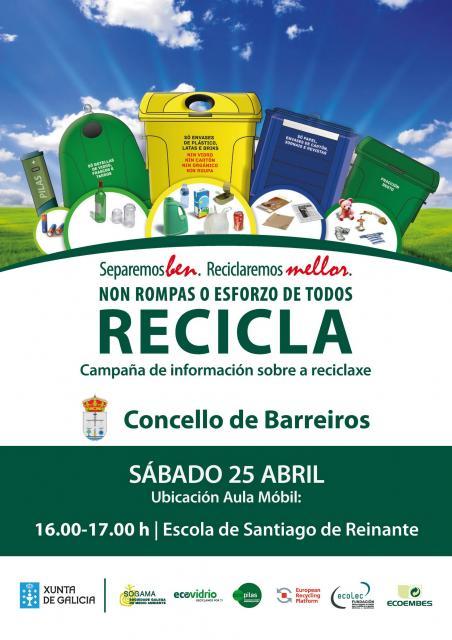 Recicla Santiago Reinante