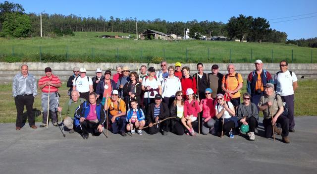 110515 Foto peregrinacion Barreiros 1