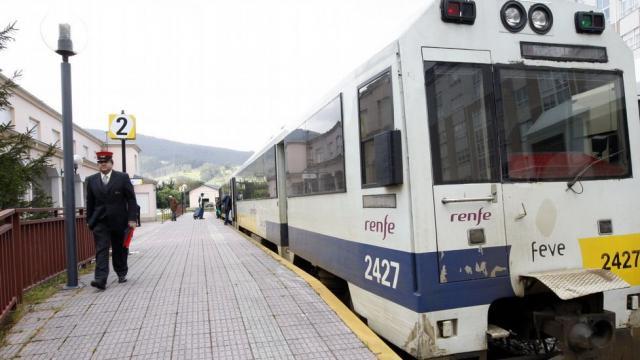 Cuando en la provincia soñaban con un tren que la cruzase toda